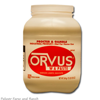 ORVUS W A PASTE - Palmer Farm and Ranch