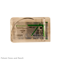 EQUINE SUTURE CATGUT W/NEEDLE - Palmer Farm and Ranch