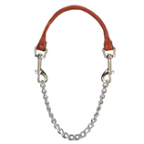 LEATHER & CHAIN GOAT COLLAR - Palmer Farm and Ranch