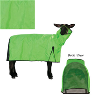 CORDURA SHEEP BLANKET MESH BUT- SMALL - Palmer Farm and Ranch