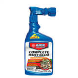 BAYER COMPLETE INSECT KILLER HOSE 32OZ - Palmer Farm and Ranch