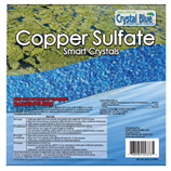 COPPER SULFATE- SMART CRYSTALS 5 LBS - Palmer Farm and Ranch