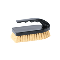 WEAVER PIG BRUSH WITH BLACK HANDLE - Palmer Farm and Ranch