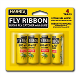 FLY RIBBONS 4PK - Palmer Farm and Ranch