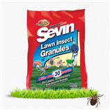 SEVIN 2% LAWN GRANULES - Palmer Farm and Ranch