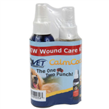 CALM COAT WOUND CARE KIT SPRAY - Palmer Farm and Ranch
