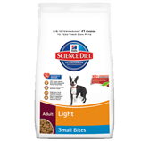 SD DOG ADULT LIGHT SMALL BITES 35# - Palmer Farm and Ranch