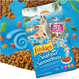 FRISKIES SEAFOOD SENSATIONS 16# (BLUE) - Palmer Farm and Ranch