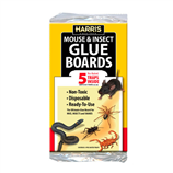 INSECT GLUE BOARD 5PK - Palmer Farm and Ranch