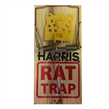 WOODEN RAT TRAP- REUSABLE - Palmer Farm and Ranch