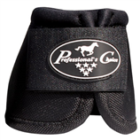 BALLISTIC OVERREACH BOOT, DELUXE- BLACK - Palmer Farm and Ranch