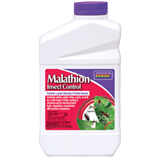 BONIDE MALATHION INSECT CONTROL 32OZ - Palmer Farm and Ranch