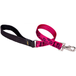 "LUPINE, 1""X6' PLUM BLOSSOM, DOG LEASH - Palmer Farm and Ranch"