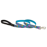 "LUPINE, 3/4""X6' WET PAINT, DOG LEASH - Palmer Farm and Ranch"