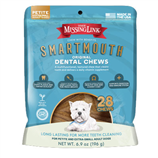 DENTAL CHEWS FOR PETITE/XSM DOGS 28 CT - Palmer Farm and Ranch